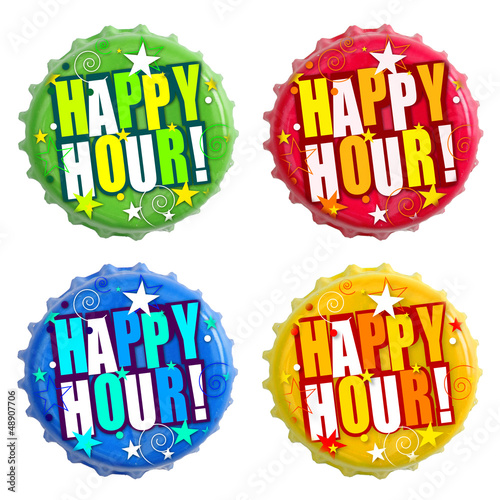 Happy hour ! - capsules - 48907706