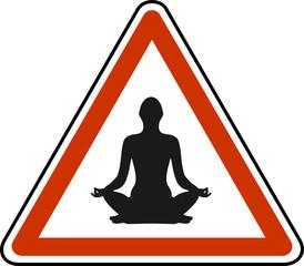 Meditation - Lotussitz