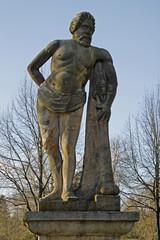 Der Herkules in Bad Pyrmont