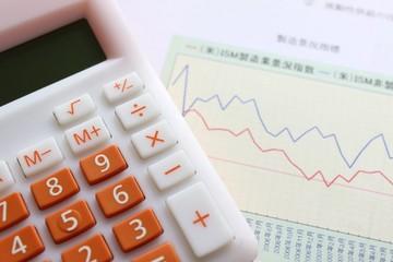 経済指標と計算機