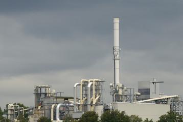 Industrieanlage, Fabrik