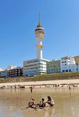 Playa de santa María, Cádiz