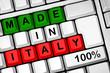Made in Italy tastiera 1