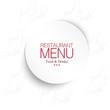 Withe menu