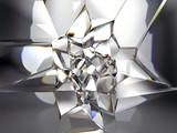 Fototapeta tekstura - diament - Tła