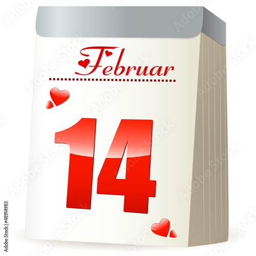 Kalender 14 Februar - 48914983