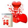 14 Februar - Valentinstag