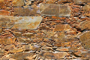 Schist wall background