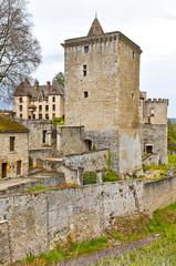 Couches castle, Saone-et-Loire, Burgundy
