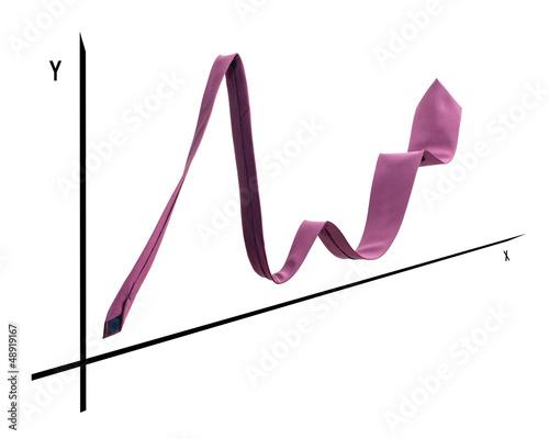 Tie graph
