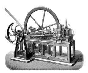 Motor - 19th century