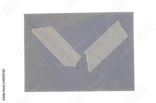 Old Blue Envelope