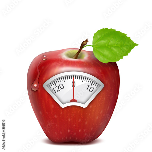 scale apple