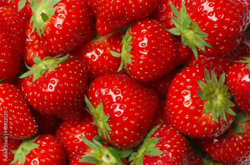 Strawberry - full frame