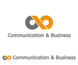 Communication & Business logo