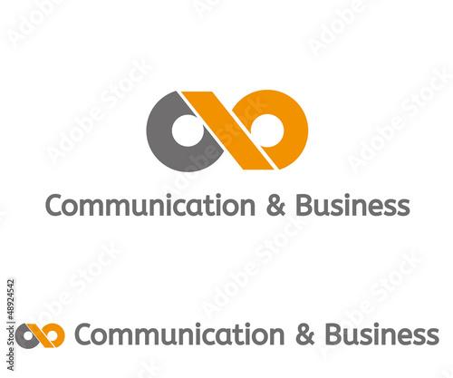 Communication & Business logo