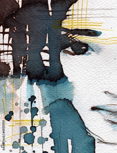 aquarellillustration