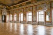Ball hall in a palace - 48928704