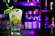 Mojito cocktail - 48929311
