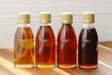delcious maple syrup