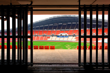 Entrance Stadium