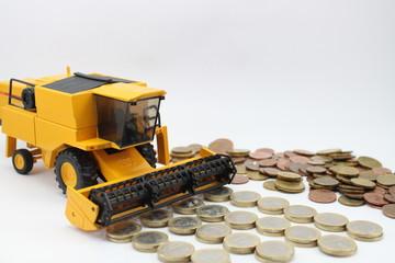 cosechando monedas 2