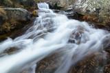 Fototapeta wodospad - pejzaż - Kaskada / Wodospad / Gejzer