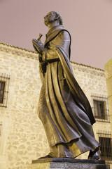 escultura de San Juan de la Cruz, Avila