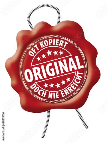Das Original - oft kopiert - doch nie erreicht