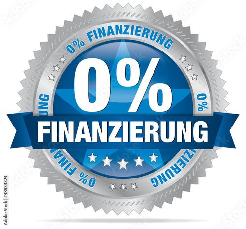 0 Prozent Finanzierung