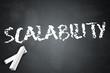 "Blackboard ""Scalability"""