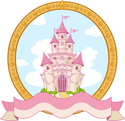 Princess castle design