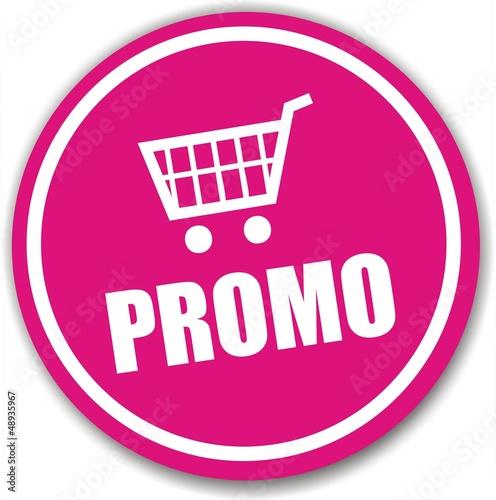 bouton promo