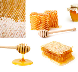 Images of honey