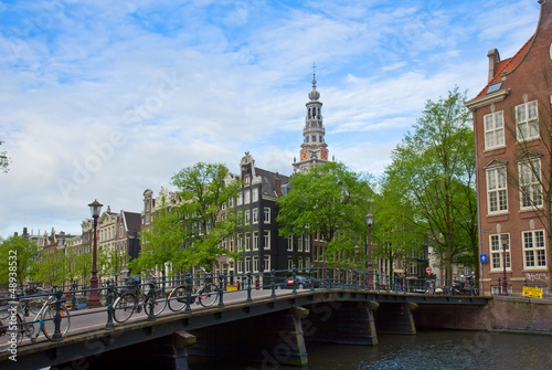 Amsterdam inner city, Netherlands