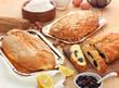 Ciambella con marmellata - Emilian typical cake, donut