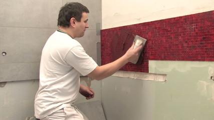 renovation mosaic