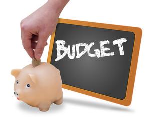 Salvadanaio Budget