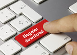 illegaler Download tastatur. Finder