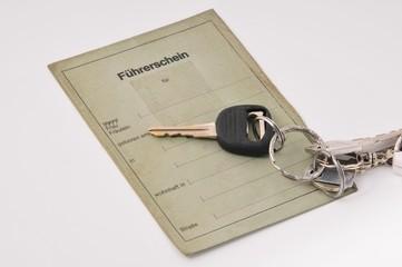 Führerschein alt, Fahrerlaubnis