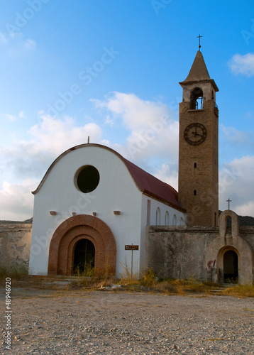 Saint Mark church at Rhodes island