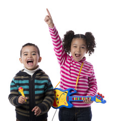 Happy Kids Music Band
