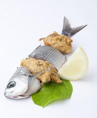 Frittelle di pesce