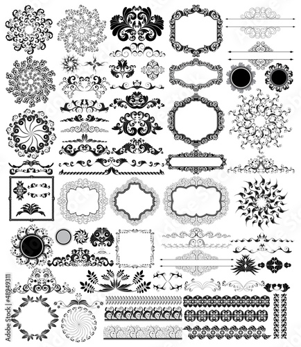 vector design elements