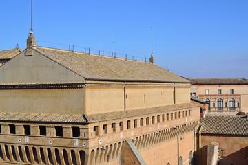 Cappella Sistina dalla Terrazza della Basilica di San Pietro