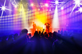 Fototapety Concert et lumières