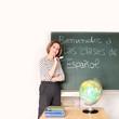 Spanisch Lehrerin