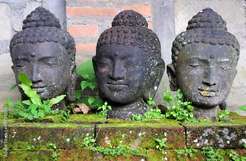 Buddhas auf Bali