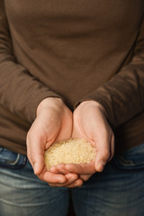 Una manciata di riso