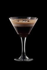 Espresso-Absinthe coctail